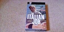 THE ITALIAN JOB Digitally Remastered 1st LTD UK Slipcase PAL VHS VIDEO 1999 Mini