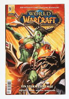 GERMAN EDITION World of WarCraft comic book #9, VF 8.0