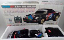 Vintage 90's Taiyo R/C Porsche 959 NMIB Tyco Nikko Tamiya Kyosho