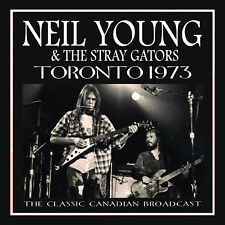 NEIL YOUNG New Sealed 2018 UNRELEASED LIVE 1973 TORONTO CONCERT CD