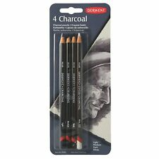 Charcoal Pencils Blister Set of 4