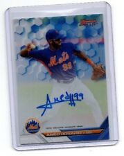 Amed Rosario  FREE SHIPPING  Bowman Best  Autograph Auto Mets