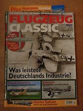 Flugzeug Classic 1/2016