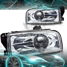For 1998 BMW 323is Halo Projector Fog light