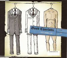 GOOD CHARLOTTE - I Just Wanna Live (UK Ltd Ed 4 Tk Enh CD Single Pt 2/No Poster)