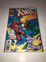 X-Men #94 (1999 Marvel) Vol 2 Rogue vs Sunfire Double-Sized Issue Alan Davis