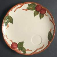 Franciscan APPLE (MADE IN USA) Snack Plate 134190