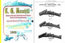 Bonehill, CG 1888 Guns, Rifles, Revolvers, Ammo etc. Catalog