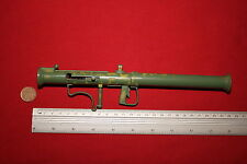 Original VINTAGE ACTION MAN GREEN Berretto BAZOOKA cb17393