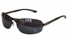 Matrice Occhiali da Sole Biker OCCHIALI COOL OCCHIALI ANTRACITE NERO FLEX STAFFA M 26
