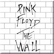 """PINK FLOYD The Wall fridge magnet 3"""" square metal gift free UK P&P"""
