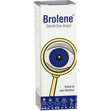 Brolene Eye Drops 10ml treatment of eye infections and prevention of infection