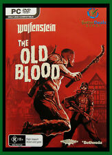 Wolfenstein: The Old Blood PC GAME *** Brand New/Sealed & AU Stock***