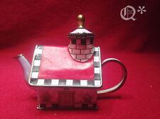 KELVIN CHEN Enamel Mini Teapot House 1999