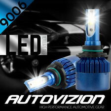 AUTOVIZION LED HID Headlight kit 9006 6000K for 2006-2010 Dodge Charger