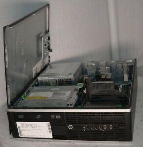 HP Compaq 8200 Elite SFF Desktop PC Intel Core i7-2600 3.4Ghz 4GB SEE NOTES