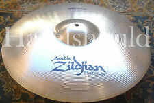 "SOUNDFILE! VANISHED ZILDJIAN PLATINUM BLUE LABEL 18"" Medium Thin Crash 1532 Gs"