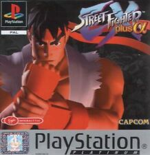 STREETFIGHTER PLUS A PS1