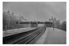 bb0248 - Belle Vue , Manchester Railway Station , Lancs in 1972 - photograph
