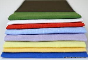 Irish Linen Pocket Square...Pre Folded..Presidential