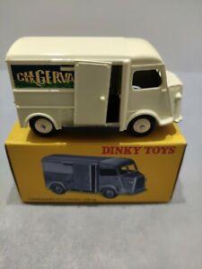 1,/43 dinky toys 25 cg camionnette Citroën 1200 kg gervais