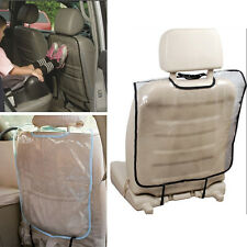 Car Seat Back Covers kicks Transparent Protector Cover Cushion Vehicle Light