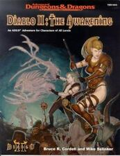 Diablo II: The Awakening (Advanced Dungeons & Dragons F