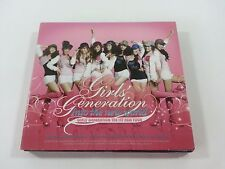 Girl's Generation 1st Asia Tour Album 2CD Booklet K-POP SNSD Opened Idol group