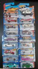 Hot Wheels lotto 18 auto vari modelli