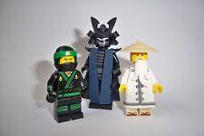 Lego Ninjago, Figur, Figuren, 3 Stück, Lloyd, Sensei Wu, Garmadon, 70612**