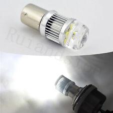 New listing 1Pc 30W Bau15s 7507 Py21W High Power Cree 6 Led Turn Signal Light Bulb White Ac