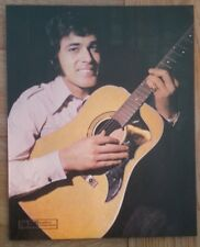 ENGELBERT HUMPERDINCK 'acoustic' magazine PHOTO/Poster/clipping 11x8 inches