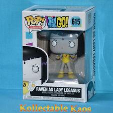 Funko Pop Raven as Lady Legasus # 615 Teen Titans Go Vinyl Figure