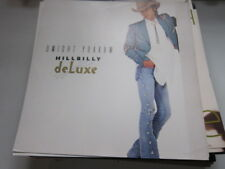 DWIGHT YOAKAM  Hillbilly deluxe  12x12 promo poster