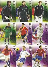 FUTERA 2010 SERIES 2 RUBY PARALLEL NEW FOOTBALL CARDS 401-500 PICK YOUR PLAYERS