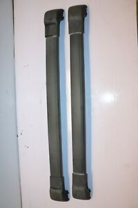 2006-2008 Subaru forester 2.5X Roof Rack Cross Bar Set Load Cargo Bar OEM