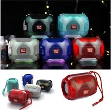 Bluetooth Wireless Speaker Portable Super Bass Rechargeable USB/TF/FM Radio