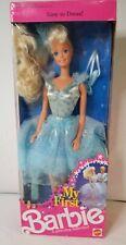 My First Barbie 1991 A Glittering Ballerina 3839