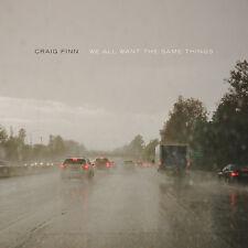 Craig Finn - We All Want The Same Things [New Vinyl]