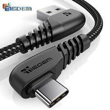 Tiegem 90 GRADI USB Tipo C Cavo 2 A cavo di ricarica veloce per Nintendo SAMSUNG S8
