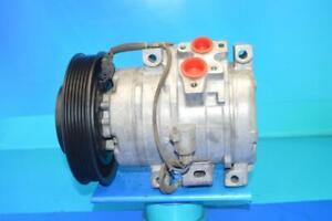 AC Compressor Fits 2000-2005 Toyota Celica (1 Year Warranty) R67311