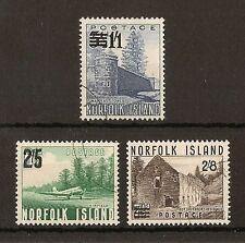 Used Norfolk Islander Stamps