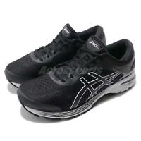 Asics Gel Kayano 25 2E Wide Black Grey Men Running Shoes Sneakers 1011A029-003
