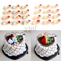12/36/60pcs Mini Baby Shower My Water Broke Game Sleeping Party Favor Cake Decor