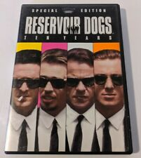 Reservoir Dogs (Dvd, 2002, 2-Disc Set, 10th Anniversary Limited Edition)