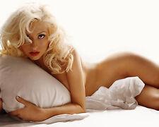 Christina Aguilera 8X10 Celebrity Photo Picture Hot Sexy 5