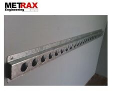 Cargo rail 1000mm lashing track load restraint tie down - Van Racking Accessory