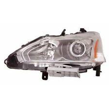 Headlight Assembly-Sedan Right AUTOZONE/LKQ-PARTS fits 2013 Nissan Altima