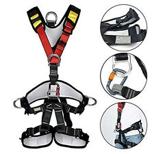 Climbing Harness Carving Rock Climbing Rappelling Equipment Harness Full Body
