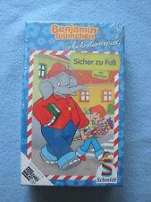 Benjamin Blümchen Verkehrslernspiel Sicher zu Fuß (OVP)
